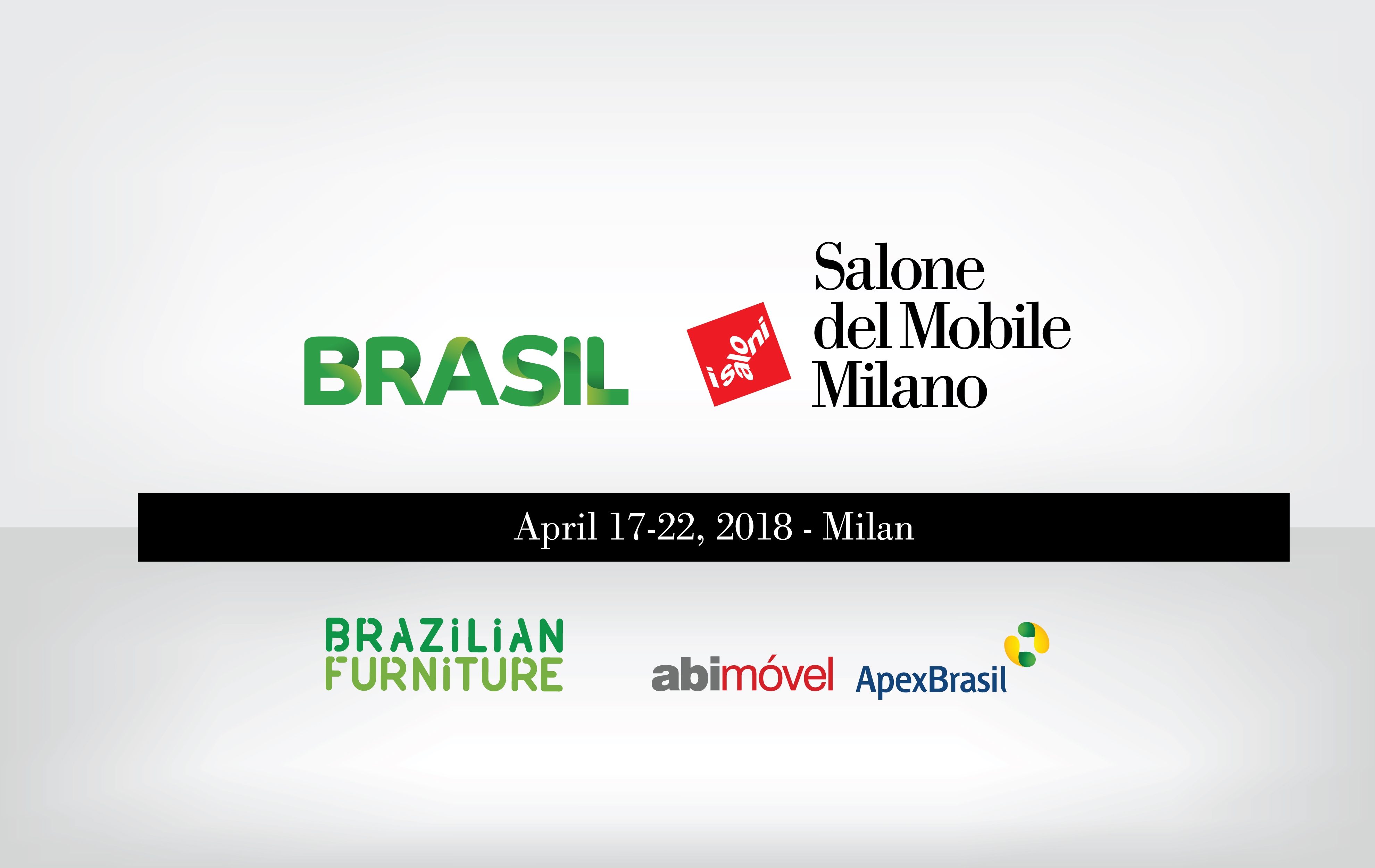 Brazilian Furniture . Milão 2018