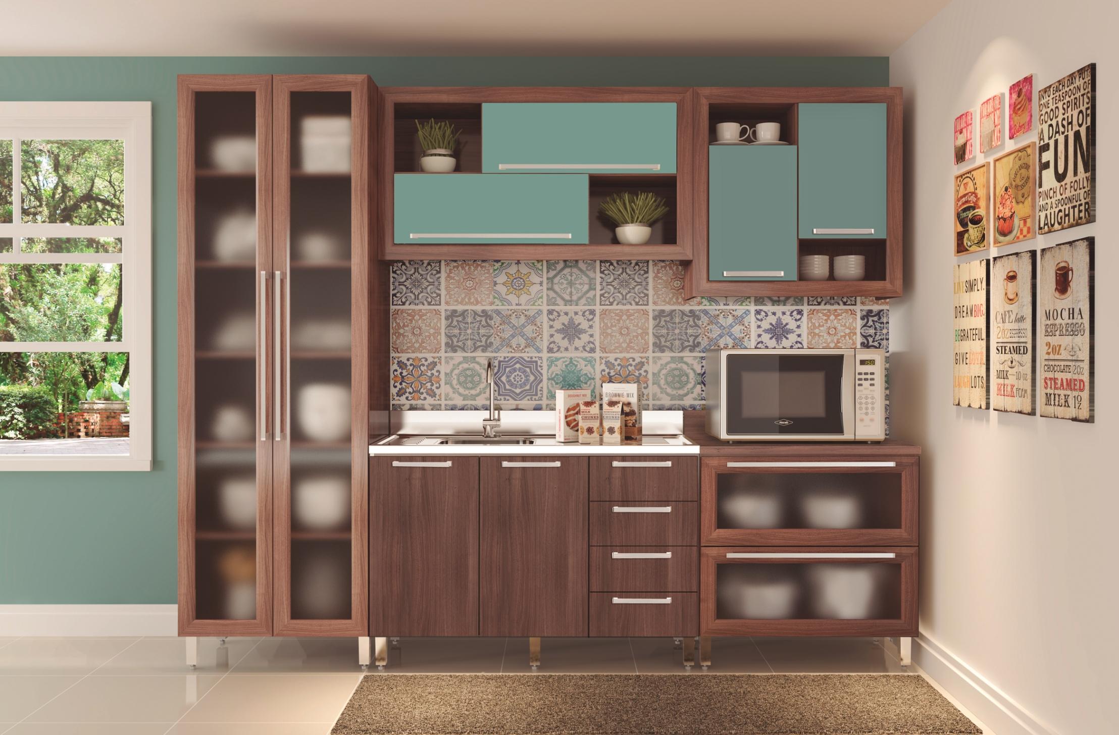 Armario De Cozinha Ditalia Resimden Com